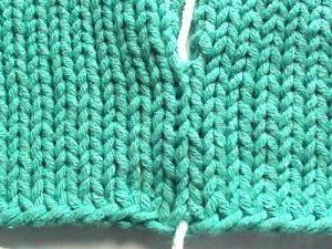 Knitting Joining Seams Mattress Stitch : Oficinas Ovelha Negra