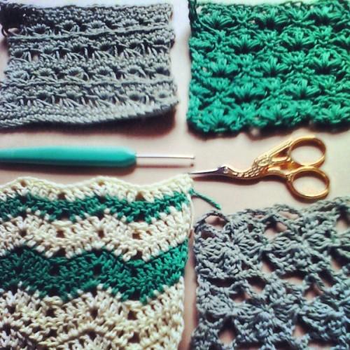 Oficina de Pontos em Crochet