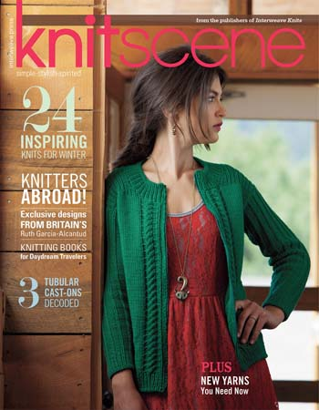 Knitscene Winter 2013